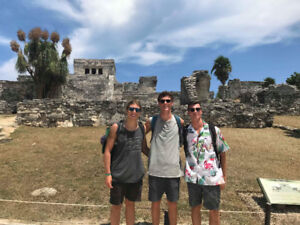 3 guys from Australia looking for seasonal accommodation