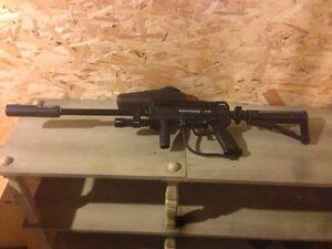 Customized Tippmann A-5 Paintball Gun Cambridge Kitchener Area image 1