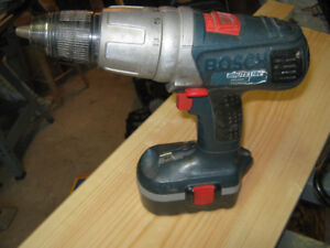 selling Bosch cordless drill