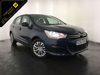 2012 62 CITROEN C4 VTR HDI DIESEL 1 OWNER SERVICE HISTORY FINANCE PX WELCOME