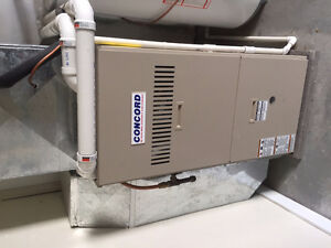 Concord High Efficiency Gas Furnace