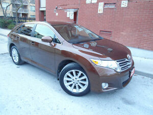2011 TOYOTA VENZA FWD , ONLY 106 KM , NICE COLOR , BLUETOOTH!!!
