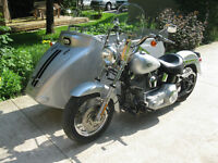 Wheelchair Accessible Sidecar Harley Davidson