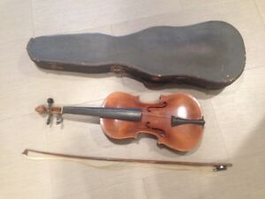 Antique Vintage Jacobus Stainer Violin