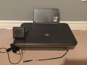 HP All-in-One Wireless Printer (print, scan, copy)