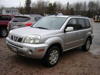 ***SOLD***2005 NISSAN X-TRAIL SE***4X4***WINTER TIRES***