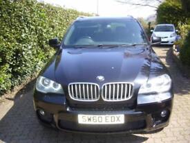 BMW X5 3.0TD auto 2011MY xDrive40d M Sport