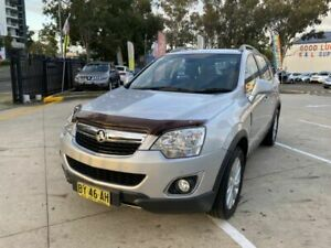 2014 HOLDEN Captiva 4 Cylinder SUV  Automatic  3 MOnth Rego  Mount Druitt Blacktown Area Preview