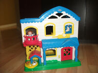 lot des jouets Fisher-Price