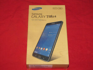 Tablet: Samsung Galaxy Tab 4. Will accept offer of $120 not $100