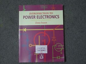 Introduction to Power Electronics Fewson