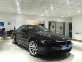 BMW 630 3.0 630i Sport Coupe 2d 2996cc auto