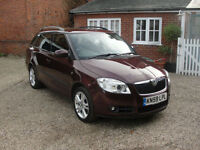 2009(59) SKODA FABIA 3 1.9 TDI (105ps) - FULL HISTORY - ONE PREVIOUS OWNER -