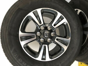 "Brand New 17"" Toyota Tacoma Snow & Mud Rims & Tires"