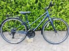 Exceptional Giant Ladies Hybrid Bike - Mudguards, Stand, Rear Rack - £180