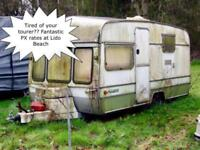 TIRED OF YOUR TOURER? PX into a Static Caravan on Lido Beach in North Wales