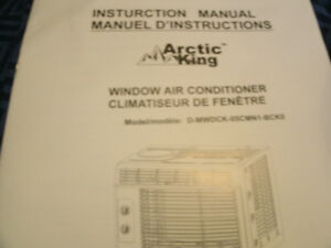 ARCTIC KING 5000K Air Conditioner NEW   $95.