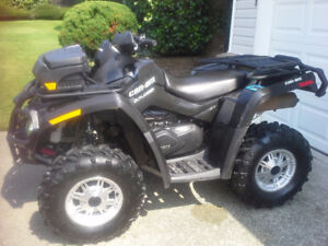 2012 CAN AM OUTLANDER 500**REDUCED PRICE**