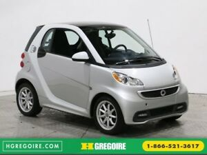 2014 Smart Fortwo ELECTRIQUE AUTO A/C NAV TOIT PANO MAGS