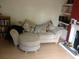 Lulu 4 seater couch