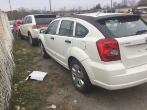 2007 dodge caliber selling certified and e tested