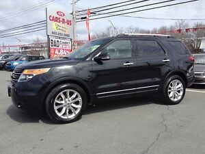 2011 Ford Explorer Limited, 7 passenger