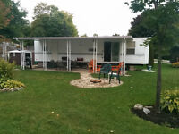 39' Canadian Country Cottage Park Model