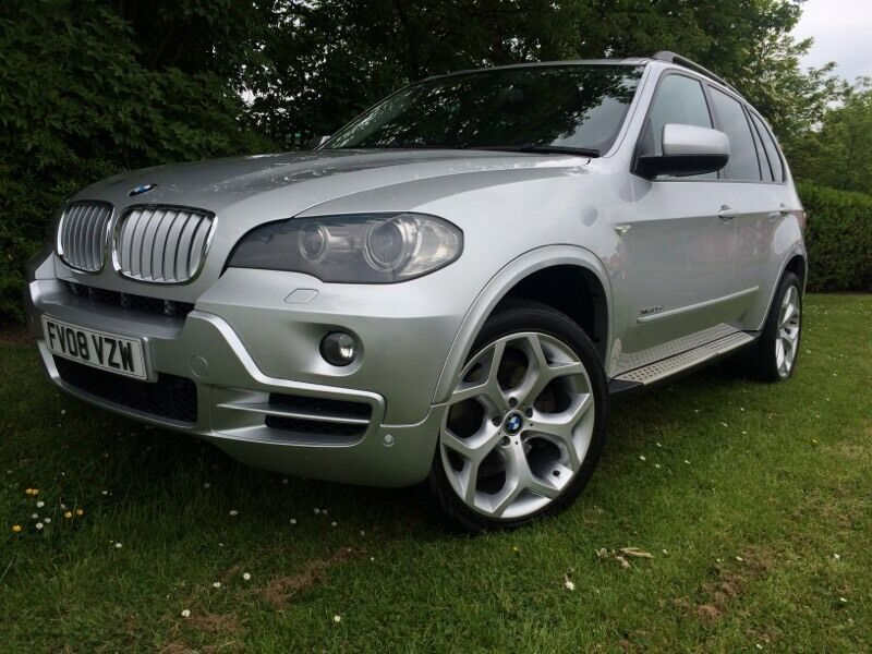 2008 bmw x5 3 0d se dynamic pack m sport styling 20 alloys huge spec px in houghton le. Black Bedroom Furniture Sets. Home Design Ideas