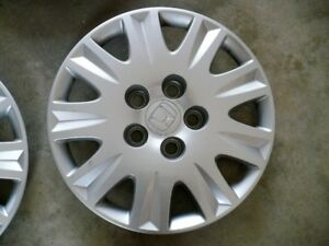 4 enjoliveurs d`origine honda civic 2008,bolt patern 5 x 114,3,