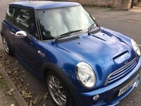 Mini one diesel with factory fitted kit