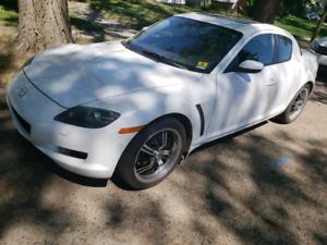 Mazda rx8 special edition 2006