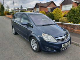 2010 Vauxhall zafira 1.6 petrol 7 seater great car