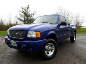 2003 Ford Ranger Edge Pickup Truck