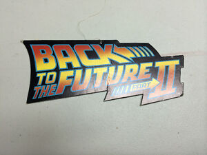 RARE COLLECTABLE - 'BACK TO THE FUTURE 2' - Promo Die Cut Mobile