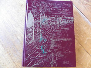 Spirit and Trails of Lac Ste Anne - Local History