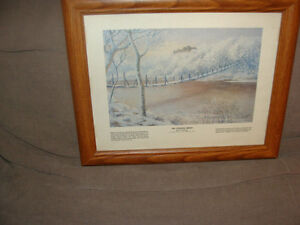 the swinging bridge by terry mclean