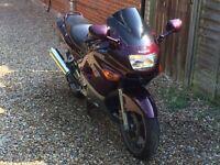 Kawasaki ZZR600 e
