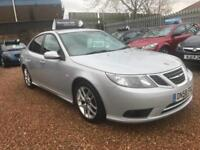2008(58) Saab 9-3 2.0 Turbo, Vector Sport, Grey, **ANY PX WELCOME**