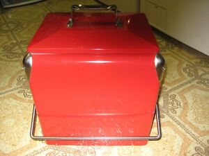 NEW Novelty Red Cooler (Coca Cola Red)