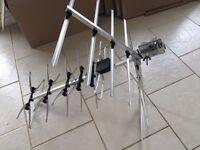 Digital TV aerial kit anetnna