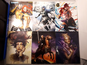 15 ImagineFX Magazines for Artists with 3 content DVDs