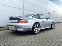2001 X Reg Porsche 911 996 3.6 Turbo + Manual Gearbox + HUGE SPEC