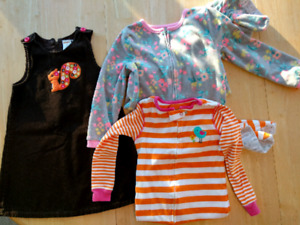 Girls clothing - size 4 - Gymboree and carters