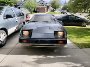 1986 Nissan 300zx 2+2 T top