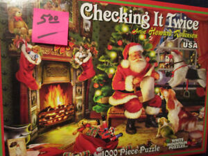 3  -  PUZZLES  WITH  PRICE  ON  EACH  BOX