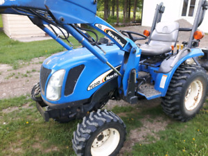 New Holland tc24