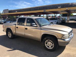 2003 DODGE DAKOTA, ONE OWNER, CLEAN CAR PROOF( PRICE REDUCED)