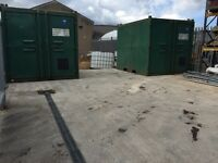 10ft x 8ft self storage containers for RENT in ELGIN
