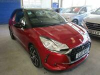 2017 DS Automobiles DS 3 Connected Chic Hatchback Petrol Manual