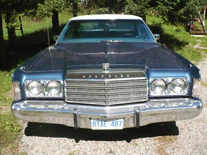 1974 Chrysler New Yorker Braum